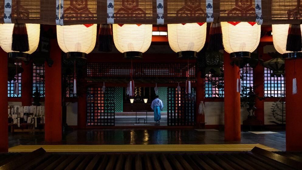 Monk Miyajima