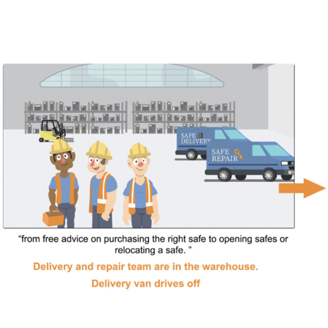Safe Security Services Animation