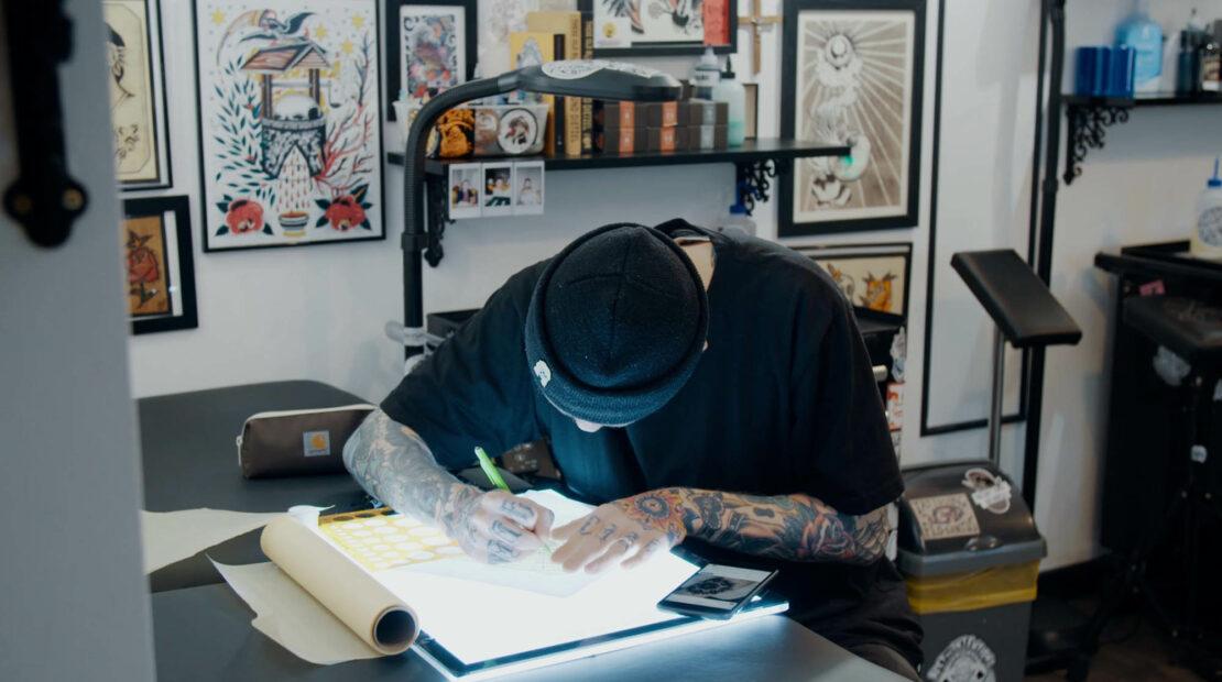 Josh Marks Tattoo Artist